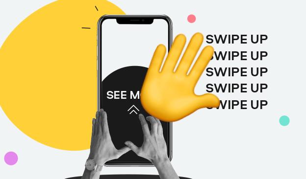 Vous pouvez dire adieu au Swipe Up sur Instagram !
