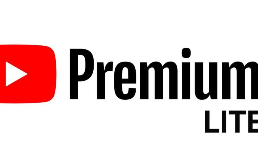 Que penser de Youtube Premium Lite ?